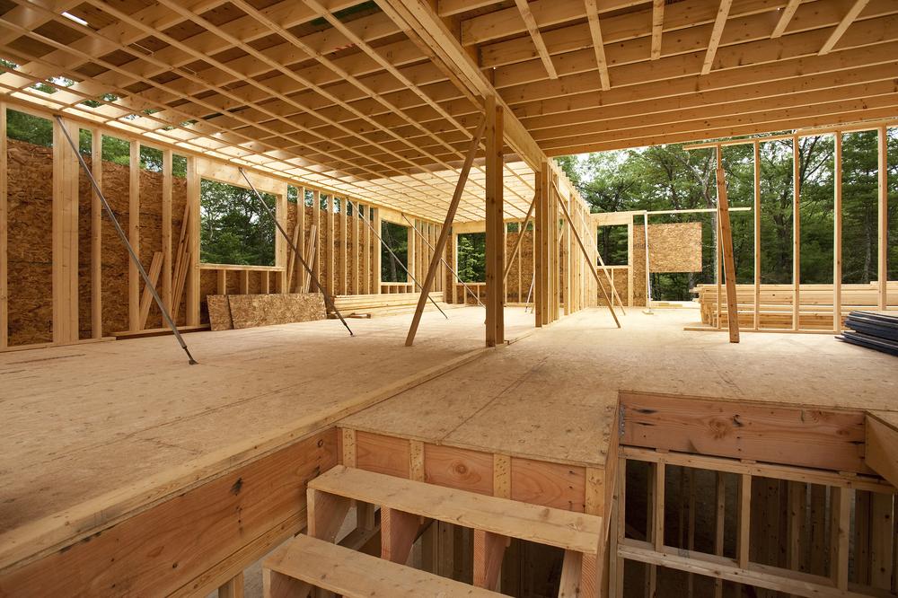 Fondations en bois