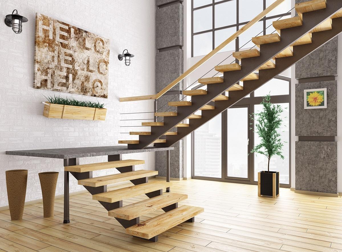 choisir un joli escalier design