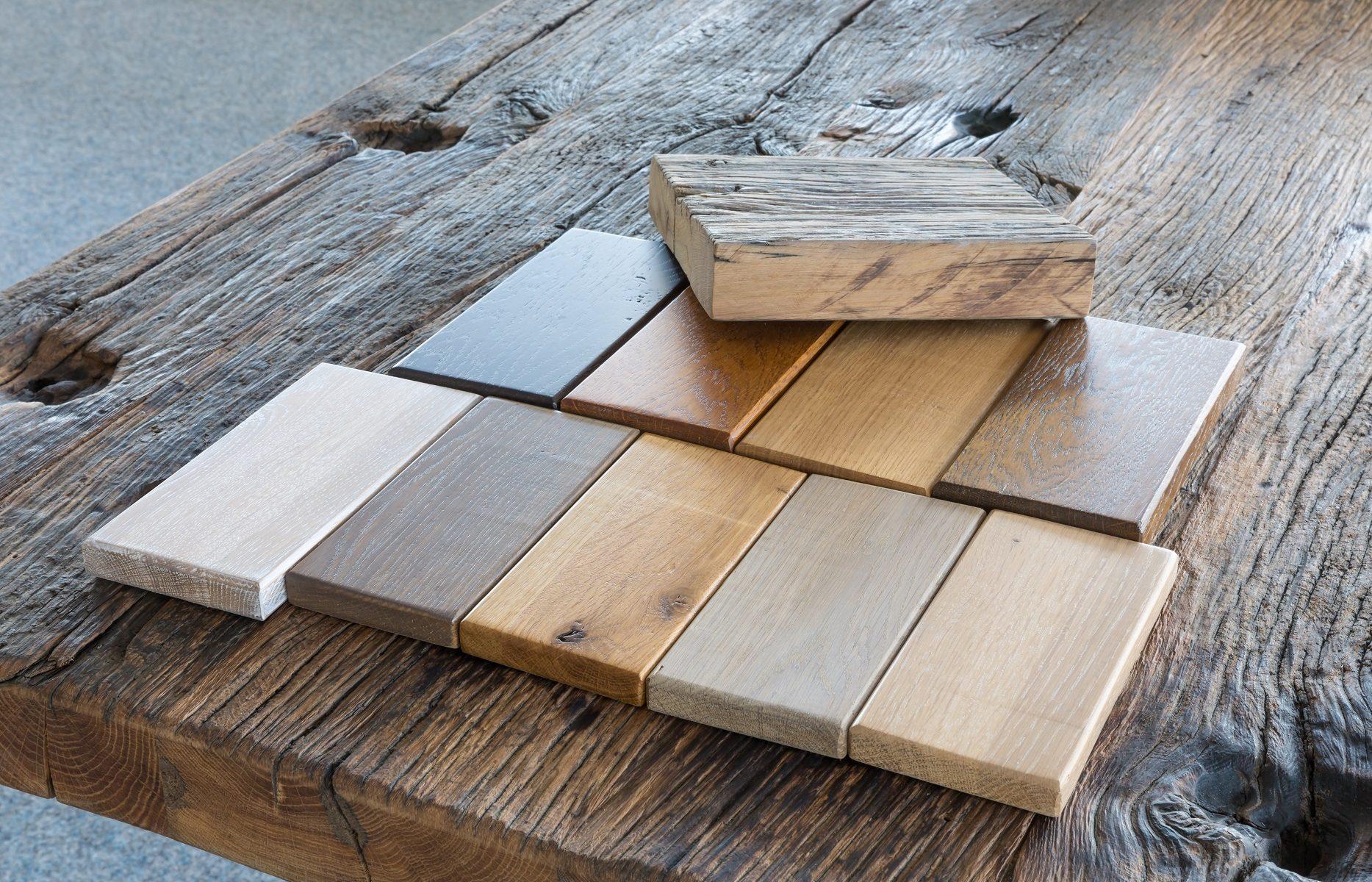 Essences de bois pour cuisine