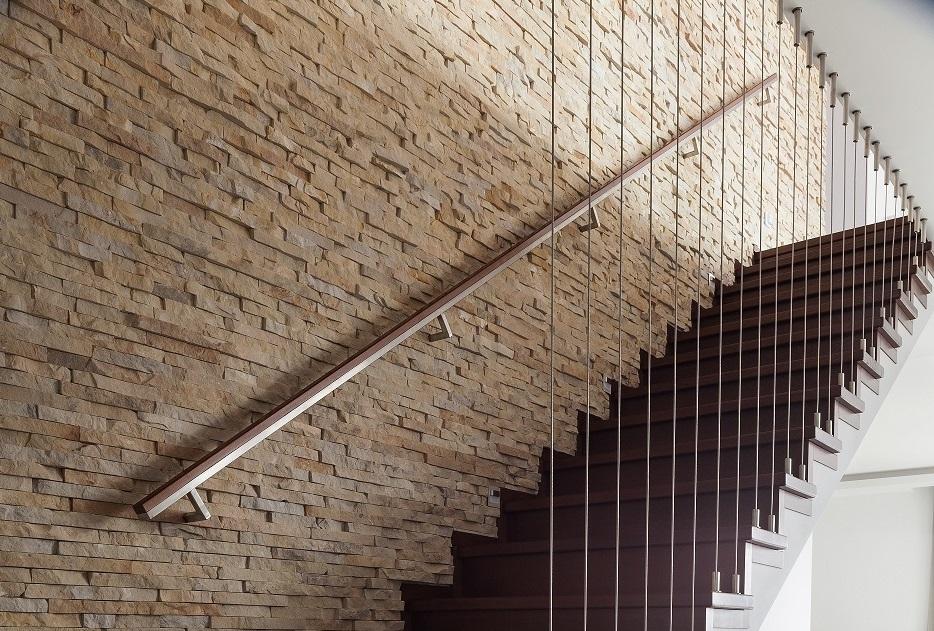 Rambarde et balustrade d'escalier