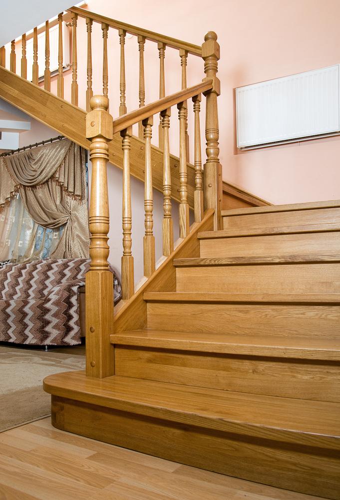 vieux escalier
