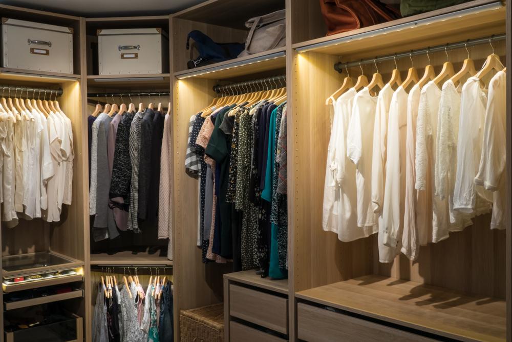 optimiser rangement vêtements